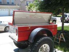 Double Tool Box Trailer - http://www.machines4u.com.au/browse/Truck-and-Trailers/Trailers-166/Box-Trailer-874/