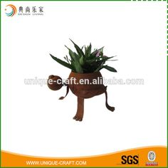 2016 Metal Rustic Dog Outdoor Flower Planter - Buy Metal Flower Pots,Flower Planters,Outdoor Metal Planters Product on Alibaba.com