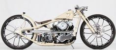 """T.D WARD/RODS RIDES MOTORCYCLE CO # """"The Sturgis Special"""" 1995 S&S knuckllehead"""