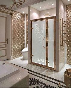 28 sophisticated bathroom decorating ideas to beautify yours 11 - Interieur - Bathroom Decor Dream Bathrooms, Beautiful Bathrooms, Luxurious Bathrooms, Bathroom Design Luxury, Home Interior Design, Interior Garden, Diy Interior, Interior Decorating, Modern Master Bathroom