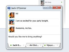 Facebook Messenger For Windows 7 Officially Relaunches With Final Version