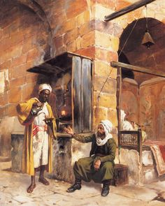 Rudolph Ernst Paintings | Category Archives: Rudolf Ernst