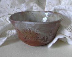EINFACHE TEESCHALE - VERFORMT von Herbivore11 Keramik handgetöpferte Schale