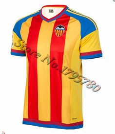 4e97657ed40 Find More Sports Jerseys Information about Top Thailand 2015 16 Valencia CF  Soccer Jersey Futbol