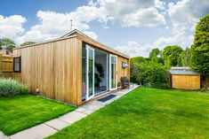 Our inspiration building makes the perfect summer house, fantastic for warm summer evenings when you want the outdoor feeling whilst relaxing stress-free. Chill Out Room, Tree Surgeons, Garden Maintenance, Horse Stables, Back Gardens, Garden Office, House Extensions, Tiny House, Shed