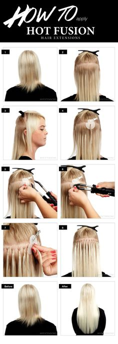 How to highlight your own hair, home highlighting, home ...