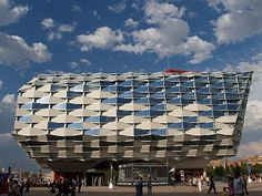 Pabellon de Aragon. Expo Zaragoza 2008. by oscarpuigdevall, via Flickr