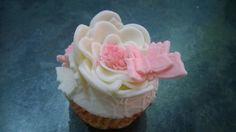 Farfalle, butterfly, fiori, flower, rosa, Pink, bianco, White, fondant, fondent, pasta di zucchero, mini cakes, cakes ,pdz, mmf