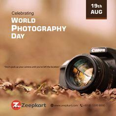 Celebrating World Photography Day