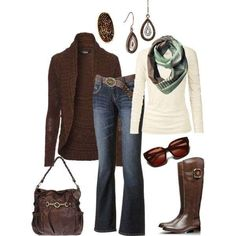 New Chocolate Brown Boats Outfit Fall Sweaters 67 Ideas Cute Fashion, Look Fashion, Fashion Outfits, Womens Fashion, Fall Winter Outfits, Autumn Winter Fashion, Casual Outfits, Cute Outfits, Mode Jeans