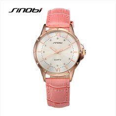 $13.69 (Buy here: https://alitems.com/g/1e8d114494ebda23ff8b16525dc3e8/?i=5&ulp=https%3A%2F%2Fwww.aliexpress.com%2Fitem%2FSINOBI-2016-New-Fashion-Analog-Quartz-Watch-Waterproof-Leather-Watch-Women-Luxury-Crystal-Watches-Ladies-Gold%2F32610210190.html ) SINOBI Brand Luxury Crystal Watch Women Watches Waterproof Quartz Watch Lady Hour montre femme relogio feminino relojes mujer for just $13.69