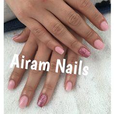 Sencillo, elegante y bonito Airam Nails