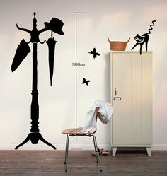 HANGER Beautiful Places To Live, Wall Stickers, Wall Murals, Hanger, Canvas Prints, Interior, City Life, Diy, Furniture