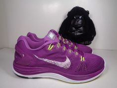 80fc060bf263 Womens Nike Lunarglide 5 Running Training Shoes Size 11 US 599395 501