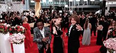Caleb McLaughlin, Millie Bobby Brown, and Gaten Matarazzo of Stranger Things
