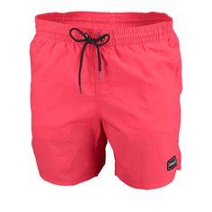 O'NEILL VERT SHORT De Vert Shorts combineert stijl met comfort. Deze trendy zwemshort heeft een elastische tailleband met trekkoord voor een comfortabele pasvorm. De broek heeft 2 zijzakken en 1 achterzak, voorzien van sleutellus.