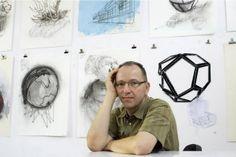 Mrdjan Bajic, © V. Artists, People, Blog, Blogging, People Illustration, Folk, Artist