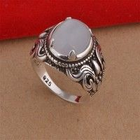 Item Type: Rings Gender: Women US Size: 6/7/8/9 Material: silver Occasion: party,gift,wedding,annive