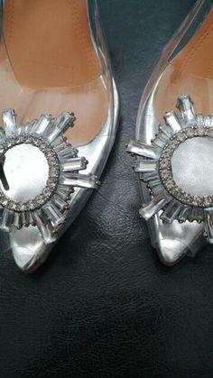 Sky High Heels Transparent Summer Women's Shoes | 4Colordress Womens Summer Shoes, Sky High, Strap Heels, Women's Shoes, Gemstone Rings, High Heels, Take That, Beautiful, Jewelry