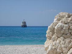Myrtos, Kefalonia, Greece