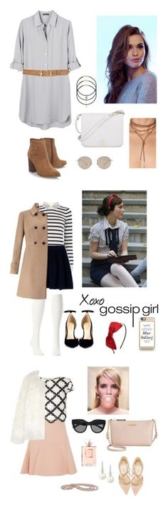"""Get the Look"" by firebreatherr ❤ liked on Polyvore featuring United by Blue, rag & bone, Furla, Nine West, Gucci, Oasis, Maison Kitsuné, Charlotte Russe, Miss Selfridge and Casetify"