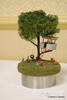 Miniatures. Peanut Butter Lid contest entry # 13.