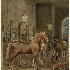 Stalinterieur, Tethart Philipp Christian Haag,