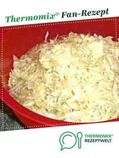 Krautsalat wie beim Griechen von Zauberfee74. Ein Thermomix ® Rezept aus der Kategorie Vorspeisen/Salate auf www.rezeptwelt.de, der Thermomix ® Community.