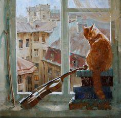 Konst och andra bilder: Maria Pavlova