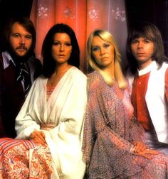 ABBA - one of the best groups ever, 30+ years later and their music is still going strong