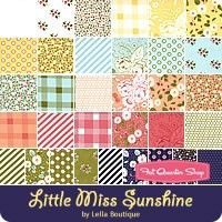 Little Miss Sunshine Fat Quarter Bundle Reservation <br/>Lella Boutique for Moda Fabrics