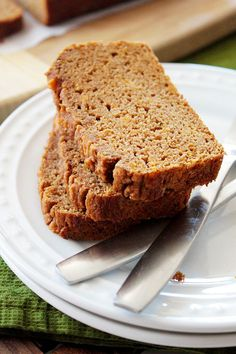 Paleo Cinnamon Spice Sweet Potato Bread | Sunny Side Ups