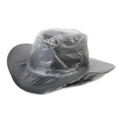 Clear Western Hat Cover - Statelinetack.com