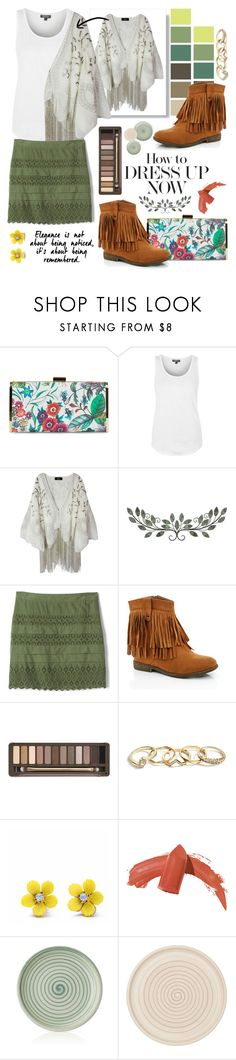 """""""Fresh"""" by jufy ❤ liked on Polyvore featuring Jessica McClintock, Topshop, Gap, Lady Godiva, Urban Decay, GUESS, WithChic, Villeroy & Boch and polyvorecontest"""
