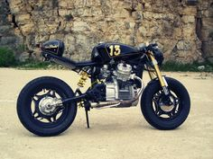 Honda CX500 Cafe Racer by Gary
