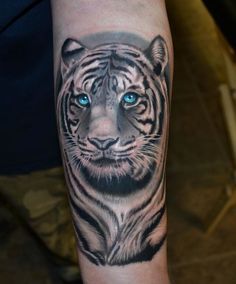 25 Beautiful Tiger Tattoos | Tattoodo.com
