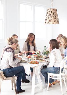 Decoración e ideas para un Brunch de chicas | La Garbatella: blog de decoración, estilo nórdico.