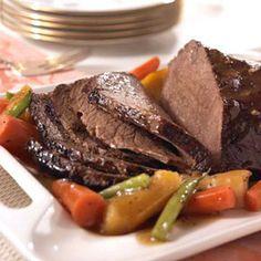 Best Ever Beef Pot Roast Recipe on Yummly
