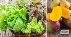 Batido Verde de Verano INGREDIENTES:  1 mango maduro. 2 bananas 5 hojas de lechuga 3 tazas agua ( se puede agregar un poco de jugo de limón a gusto)