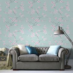 Wallpaper Inn Store - Apple Blossom, R499,95 (http://shop.wallpaperinn.co.za/apple-blossom/)