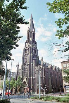 Kerk nieuwe plein Arnhem
