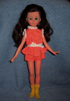 "Beautiful Vintage 1965 Italy Italocremona 15"" Italian Mod Fashion Doll 736 | eBay"