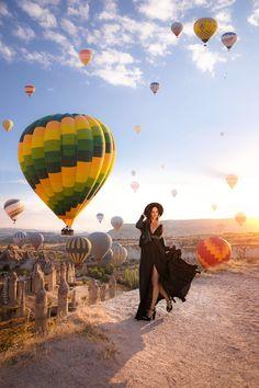 #cappadocia #goreme #turkey #hotairballoon #festival #paradise #best #photography #ideas #creative #wonderful #dream #фотограф #шары #волшебный #model #ideas #best Landscape Photography, Travel Photography, Photography Ideas, Travel Pictures, Travel Photos, Turkey Vacation, Sunrise Landscape, Istanbul Travel, New Travel