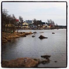 Kalastajakylä  Fisherman's village