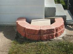 Make a rain barrel stand | Aaron\'s Rain Barrels