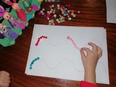 Activități de coordonare și motricitate fină copii. Activități distractive, prin joacă. – Curioși de mici Marker, Markers