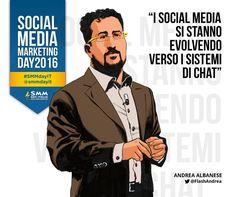 Social Media CRM e Customer service spiegati da #TheProf @andreaalbanese #SMMdayIT #follow #socialteam #social #socialmedia #webmarketing #digitalcommunication #digital