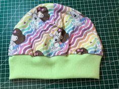 Engelinchen: sewing instructions & patterns for free: Children's hat Hanna … - Schnittmuster Sewing For Kids, Baby Sewing, Kids Outfits, Coin Purse, Lunch Box, Wallet, Children, Hats, Creative