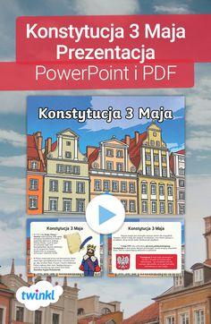 Prezentacja zawiera najważniejsze informacje na temat uchwalenia konstytucji i odpowiada na pytania czym jest konstytucja, kiedy i gdzie uchwalono Konstytucję 3 Maja, kto był jej autorem, jaki był jej cel oraz przyczyny uchwalenia. #konstytucja3maja #konstytucja #3maja #3maj #trzeciegomaja #polska #poland #historia #warszawa #warsaw #polski #swietonarodowe #powerpoint #prezentacja #pdf #nauczyciel #dzieci #przedszkole #szkola #podstawowa #nauczyciele Baseball Cards, Gardening, Historia, Lawn And Garden, Horticulture