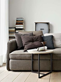 | FURNITURE | Den / Guest | Option #01 - modern furniture & lighting | available through #spencerinteriors | beds and #sofabeds